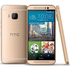 """5"""" débloqué HTC One M9 32GB 4G LTE Quad-core Android TéléPhone Portable 20MP"""