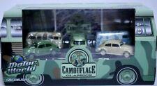 1/64 GreenLight VW Volkswagen  CAMOUFLAGE