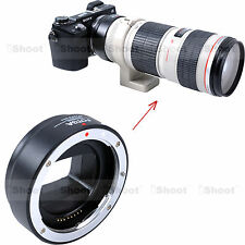 AF Elektronische Adapterring für Canon EF EF-S Objektive Sony NEX E Mount Kamera