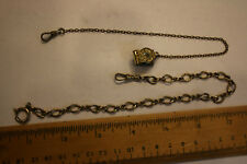 Pcs both different Look! Jsh Vintage Watch Chain Lot 2