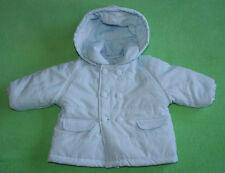 Dani England blue hooded jacket for boy 3-6 months