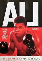 Muhammad Ali The Greatest A SPECIAL MAGAZINE TRIBUTE 1942-2016 by MIRROR NEW