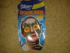 Exfoliating face masque mask Montagne Jeunesse - peach kernel & walnut 20ml
