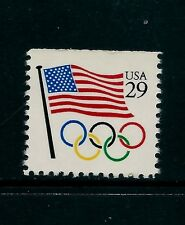 ESTADOS UNIDOS 1992 1940 BANDERA USA OLIMPICA BARCELONA 92 1v.