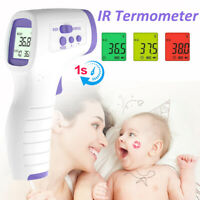 Termometro Digitale Frontale A Infrarossi per Febbre Senza Contatto