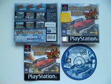 Jeux vidéo pour Arcade et Sony PlayStation 1 PAL