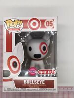 Funko Pop! Ad Icons Bullseye Target Exclusive Flocked #05 NOT MINT J03