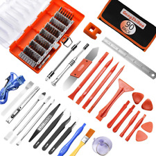 Electronic Repair Tool Kit,90 in 1 Precision Magnetic Screwdriver Set for Fix Ip