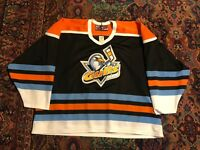 SP San Diego Gulls Men's XXL Ice Hockey Jersey AHL Made in Canada EUC