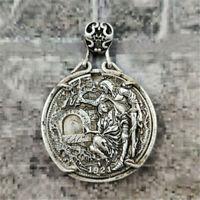 Grail Coin Hobo Nickels Morgan Dollar Collectible Art Coin Pendant  Repro