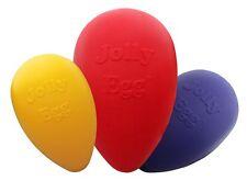 Jolly Egg 30 cm Rot - Hundespielzeug Kaubeständig