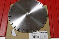 "Husqvarna 16"" x .125"" Professional Wet Cured Concrete Diamond Saw Blade USA"