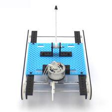 JMT Cool Kids Creative DIY Assembled Tank Model Kits Gear Drive Toy Car Physical