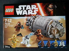 LEGO STAR WARS 75136 - DROID ESCAPE POD  *NUEVO SELLADO / NEW SEALED*