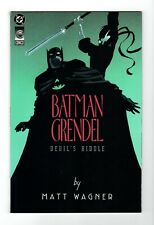 Batman / Grendel (DC 1993) #1 Devil's Riddle 1st Print (NM-)