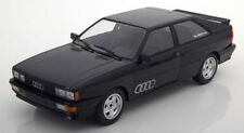 MINICHAMPS 1980 Audi Quattro Black Metallic 1:18*New! SUPER NICE AUDI!-Whew!!
