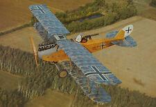 After The Battle LVG C-V1 Imperial German Flying Corps Postcard