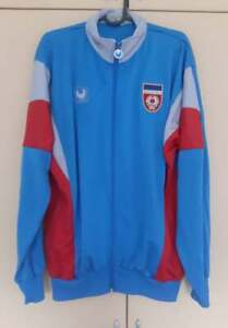 Retro Yugoslavia UHLSPORT 80s Tracksuit Vintage Jacket Serbia Jersey Jugoslavija
