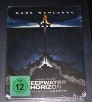 Deepwater Horizon Mark Wahlberg Limitée steelbook Édition blu ray Neuf & Ovp