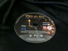 Deus Ex: Human Revolution, Playstation 3 Game, Trusted Ebay Shop, Disc Only