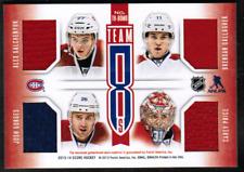 2013-14 Score Team 8s Jersey Canadiens / Bruins 8 Pieces Jersey (ref 41608)