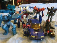 Transformers Loose Lot Of 9