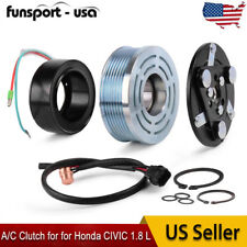 For 2006 07 08 09 10 11 Honda Civic Ac Compressor Ac Clutch Assembly Repair Kit