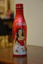 Aluminium Coca Cola bottle Calendar Girl Classic Edition Korea 2013