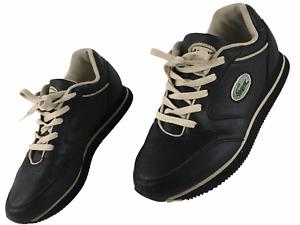 Lacoste Bounce Junior Sneaker Schnürsenkel Turnschuhe EUR 38