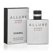 Chanel Allure Homme Sport 3.4 oz Eau de Toilette Fragrance Spray