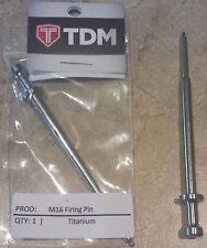 NEW TDM brand Match-Grade 5.56 Enhanced T6 Ti Titanium Firing Pin from USA