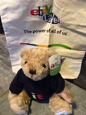 Ebay It Herrington Bear and 2006 Ebay Live Bag