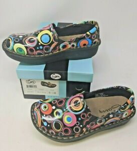 Ducky Nursing Shoe by Savvy, Women's, Color: Multi Ring