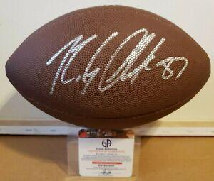 Rob Gronkowski Tampa Bay Buccaneers Autographed Wilson Football w/ GA coa