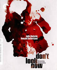 Don't Look Now - Criterion Collection Blu-Ray, Donald Sutherland, Julie Christie
