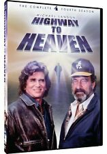 HIGHWAY TO HEAVEN: FOURTH SEASON 4 FOUR - NEW!!