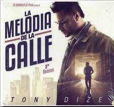 """Tony Dize - """" La melodia de la calle """"- CD"""