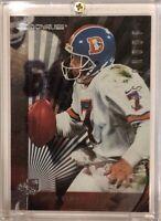 1997 Donruss Press Proof #18 John Elway Denver Broncos Card 1 of 1500