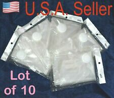 Lot/10 LARGE 60x80cm Space Saver Vacuum Seal Compression Bags Storage Travel USA