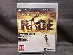 Rage Anarchy Edition (Sony PlayStation 3, 2011) UK Import