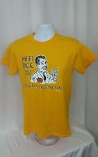 Smack Talkin The Talk Cyclone Fan Don't Be A Dick graphic Tshirt Mens New Small