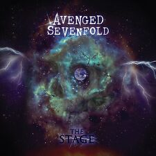 Avenged Sevenfold - The Stage (CD -New Album 2016)
