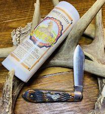 Tidioute Beaver Tail Knife