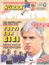 Rivista Sport - HURRA' JUVENTUS - COPPA UEFA 1990