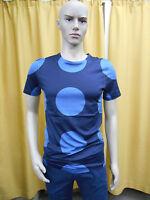 Antony Morato Men's T-Shirt MMKS00748/FA100064 7039 Indigo Price List Price