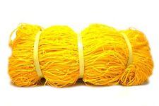 Orange Soccer Goalie Adult Goal Net Netting 9' x 21' Feet - SYELLW