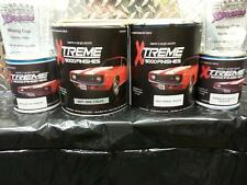 AUTO PAINT COMPLETE SINGLE STAGE SYSTEM MOST ANY O.E.M COLOR PRIMER INCLUDED