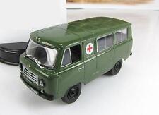 DeAgostini 1:43 Russian UAZ-450A ambulance & mag №27