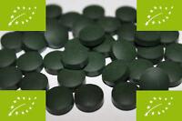 1 kg BIO Chlorella Tabletten, Presslinge, ohne Zusätze,100% rein, beste Qualität