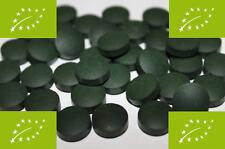 1 Kg BIO tablettes de Chlorella, 100% pure, comprimés, granulés,